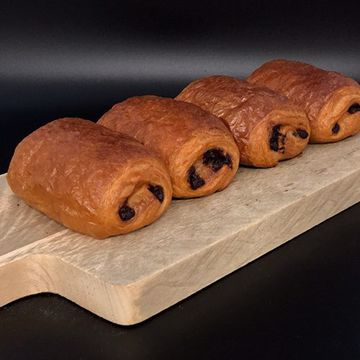 Afbeeldingen van Chocolade Broodje