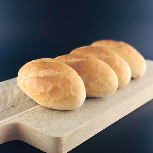Afbeelding van Half hard wit broodje