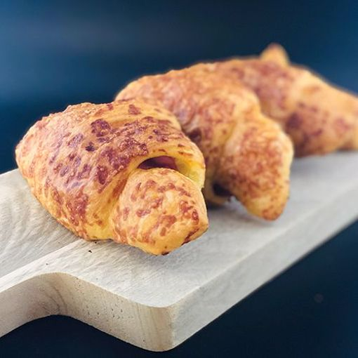Afbeelding van Ham/ Kaas Croissant