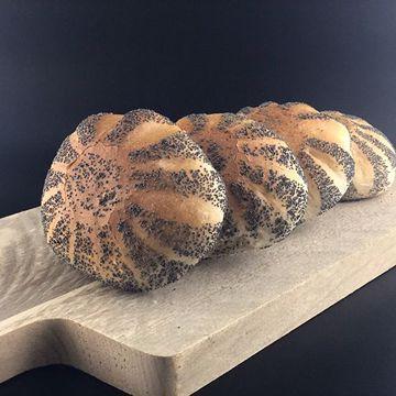 Afbeeldingen van Maanzaad broodje