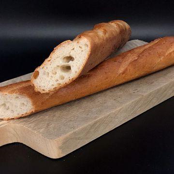 Afbeeldingen van Stokbrood wit