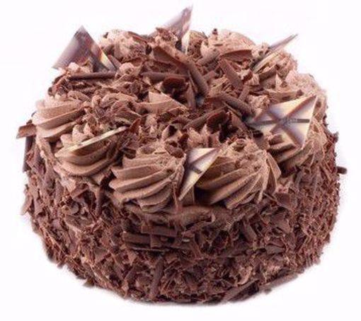 Afbeelding van Chocoladetaart Ø18